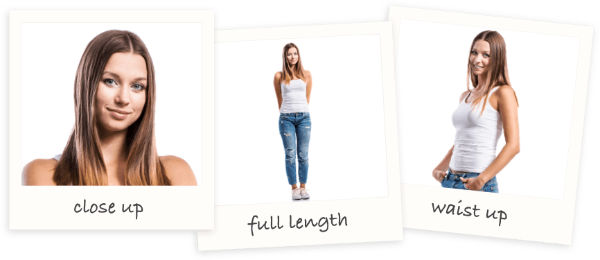 Modelling photo examples