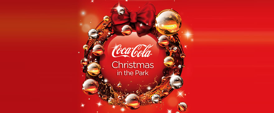Coca-Cola Christmas in the Park - Talent search